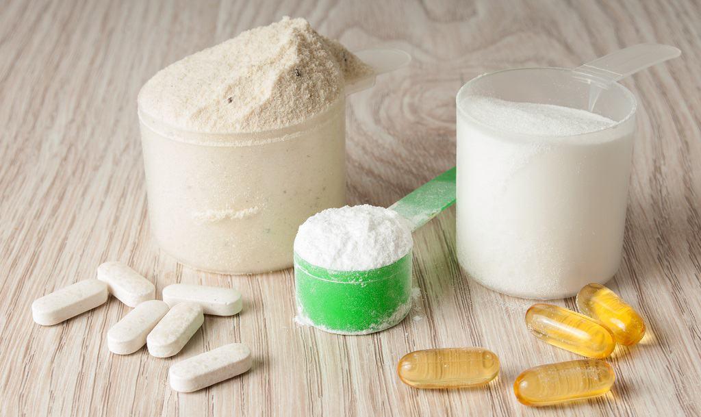 supplement powders