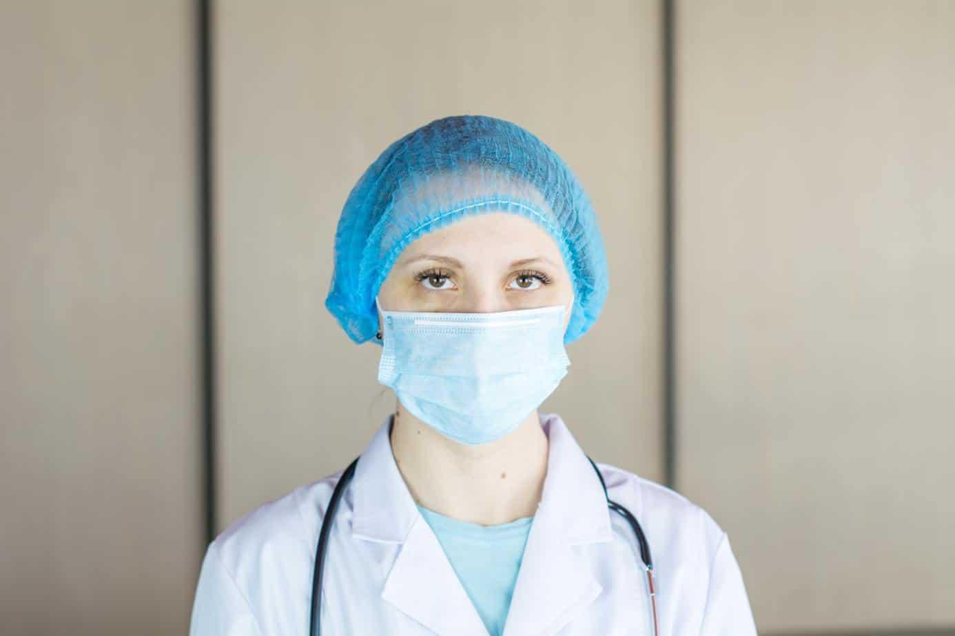 gastroenterologist surgical cap